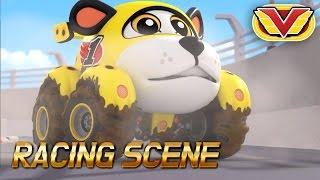 [Vroomiz] Racing Scene 4 : Grandpa Stanley