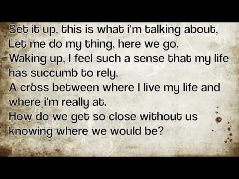 What I Would Give To Be Australian by Jonny Craig (Lyrics On Screen)