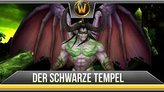 Der Schwarze Tempel - Solo Guide [Deutsch]