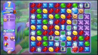 Wonka's World of Candy Level 168 - NO BOOSTERS + FULL STORY ???? | SKILLGAMING ✔️