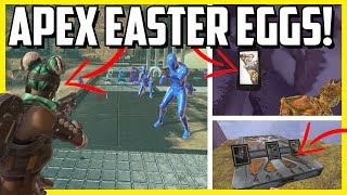14 Apex Legends Easter Eggs You Can Find In-Game Right Now