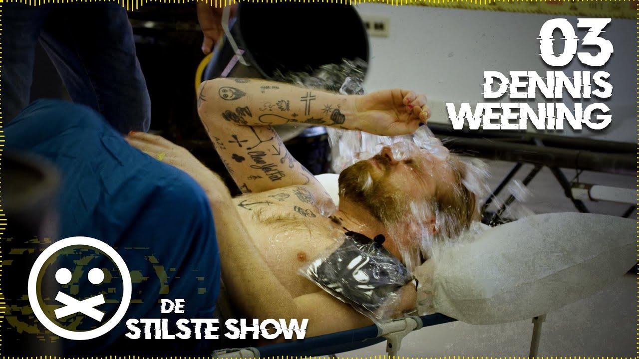 DENNIS KRIJGT KLAPPEN | De Stilste Show #3 met Dennis Weening