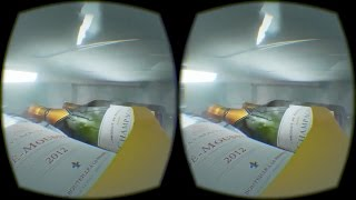 Virtual Reality Fridge Tour (Boursin Sensorium)