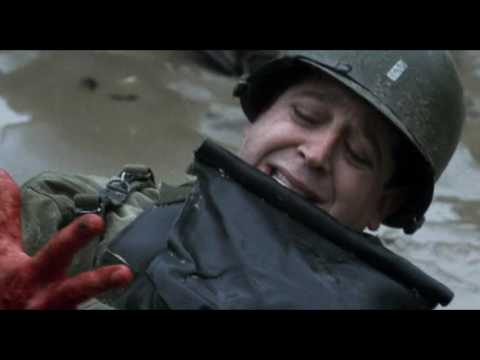 Saving Private Ryan D-Day Scene