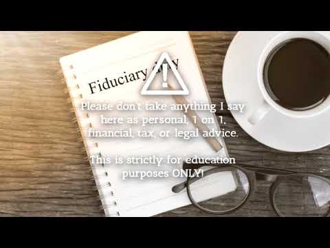 Money Minute: Fee-Only Fiduciaries