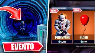 LE SKINS DE FORTNITE X IT IS TO ARRIVE!! 'NEW DARK PACK IN STORE' 😱
