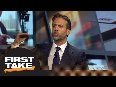 Max on Kawhi Leonard: Spurs should want him 'gone' | First Take | ESPN