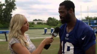 One-On-One with Kenny Britt