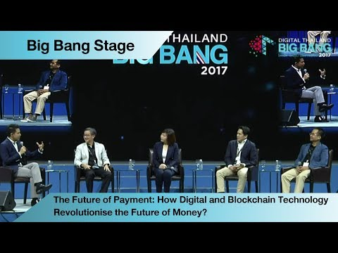 The Future of Payment: How Digital and Blockchain Technology Revolutionise the Future of Money?