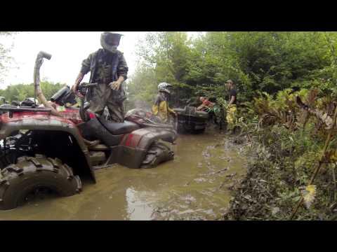 "Benefit ATV Run ""Flood Conditions"""