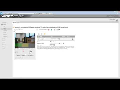 VideoEdge 4.6 - New Video Intelligence Alarm Types