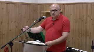 """Kazanie """"Codzienna praktyka życia chrześcijańskiego"""" (28.06.17) – pastor Andrzej Cyrikas"""