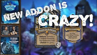 Knights of the Frozen Throne Card Reveals!