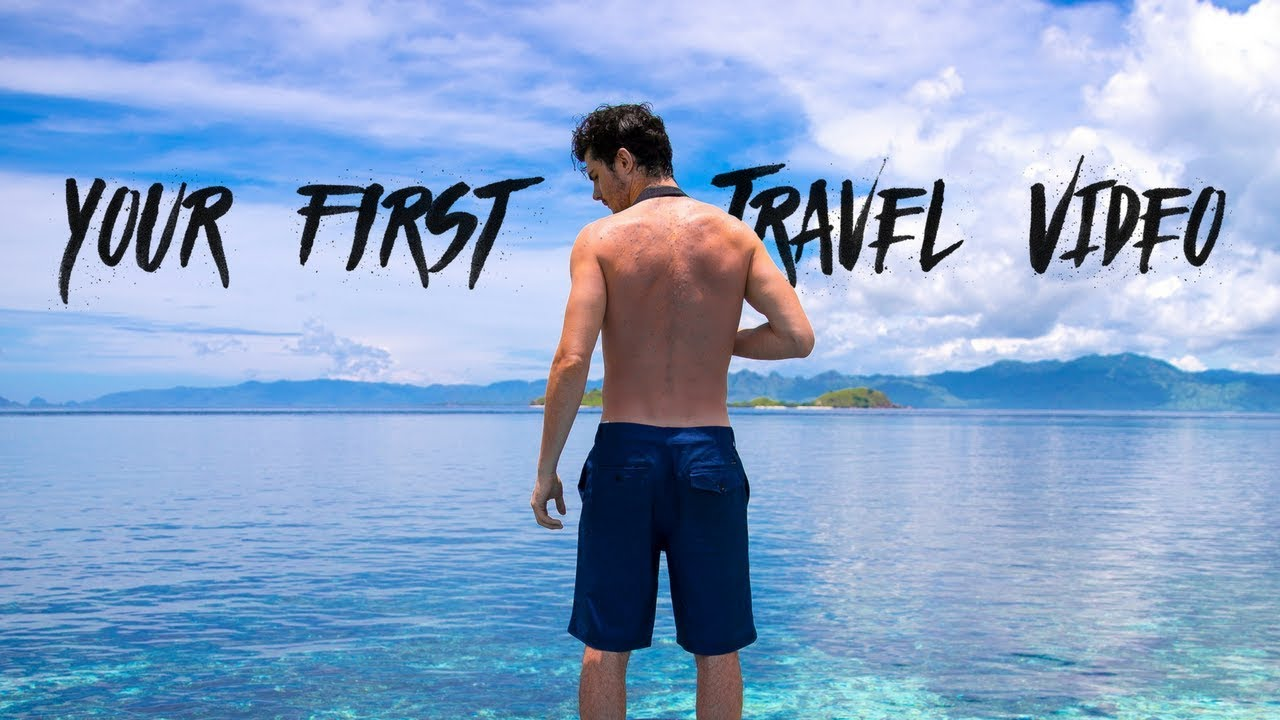 How To: Make Your First EVER Travel Video (3 Tips)