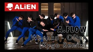 """Often - Weeknd (Kygo Remix)"" A.FLOW 
