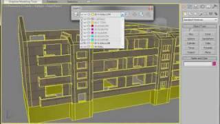 "Видео урок 3ds Max Design 2010 ""import&link"""