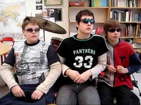 Pistvakt, Otakt. Film Från Risbäck Fjällskola