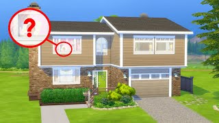 Building That 70s House in The Sims 4 (Streamed 5/14/19)