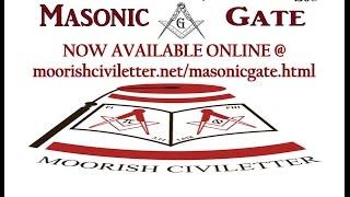Canaanland Moors Moorish History Month 2015  Masonic Gate