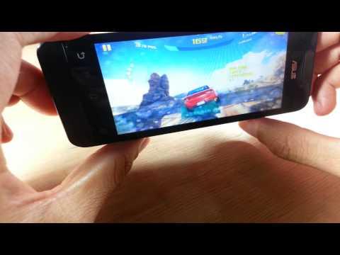 Asus Zenfone 4 - Khả năng chơi game tuyệt vời