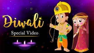 Chhota Bheem - Diwali Special Video Bheemayan  Happy Diwali
