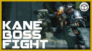 Titanfall 2 -  Kane Execution || Kane Boss Fight (Short Clip)