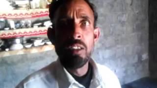 police  torture a woman kotli azad kashmir