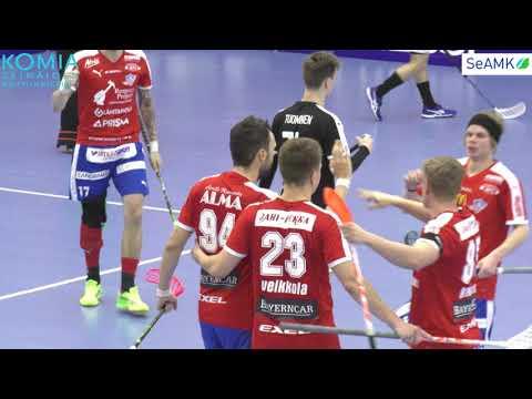 SPV - TPS 15.10.2017 (Elisa Viihde Sport -lähetys)