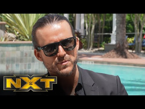 Adam Cole's pointed interview with Arash Markazi: WWE NXT, April 27, 2021