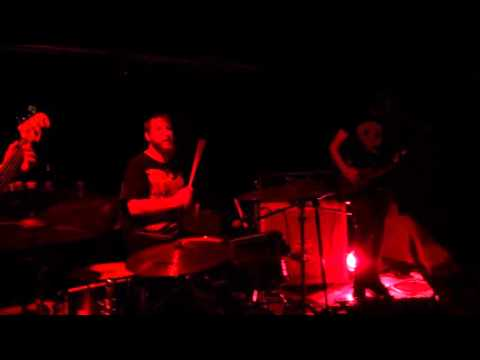 "MIS(S)INVADER - ""Tear Down the Walls"" @ The News Cafe - Pawtucket, RI - 1/2/2016"