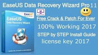 Easeus data recovery wizard 10.2.0 full crack with license code 2018