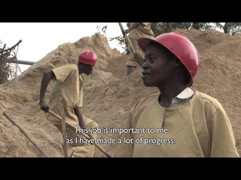For both men and women; gender and mining in Rwanda