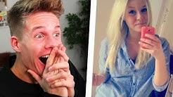 Erste Instagram Bilder von YouTubern
