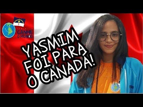 [PGM] - Yasmim foi para o Canadá!