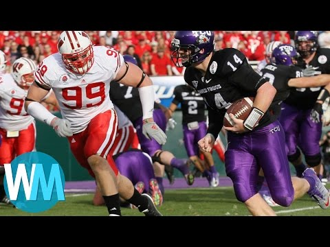 Top 10 Most Unforgettable Rose Bowl Games of All Time
