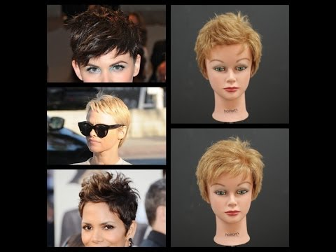 Share youtube how to cut pixie haircut