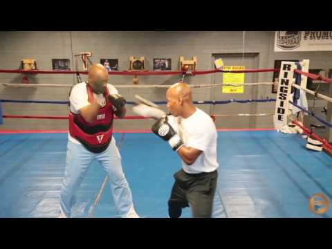 New Zab Judah 2017 still with incredible speed (FULL HD)