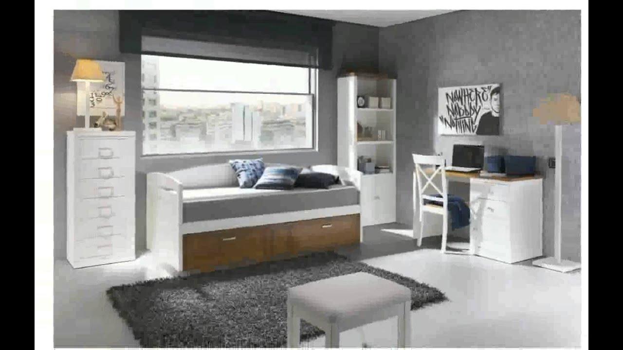 habitaciones infantiles con dos camas youtube On habitaciones de dos camas juveniles
