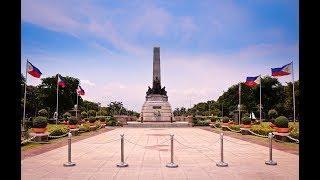 DEEN - Rizal Park Manila Philippines | DJI  OSMO POCKET