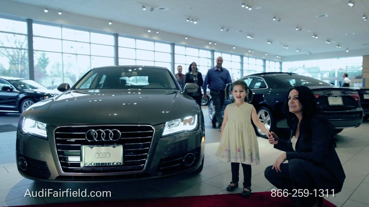 Audi OF Fairfield By Vispoltv YouTube - Audi of fairfield
