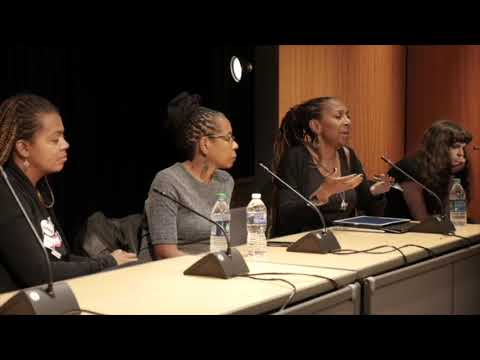 Panel Discussion: From Birth Control to Death - Facing Black Women's Maternal Mortality
