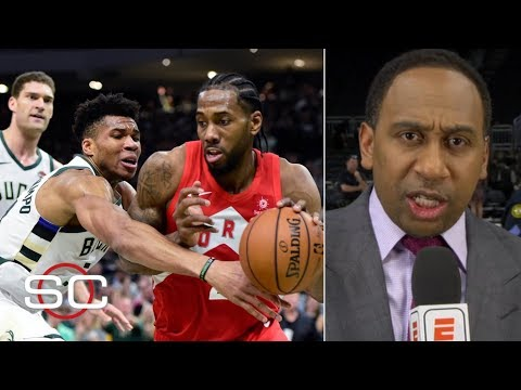 Stephen A.: Kawhi Leonard, Raptors have made us all look like idiots  SportsCenter