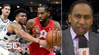 Kawhi, Raptors made us all look like 'idiots' - Stephen A. | SportsCenter