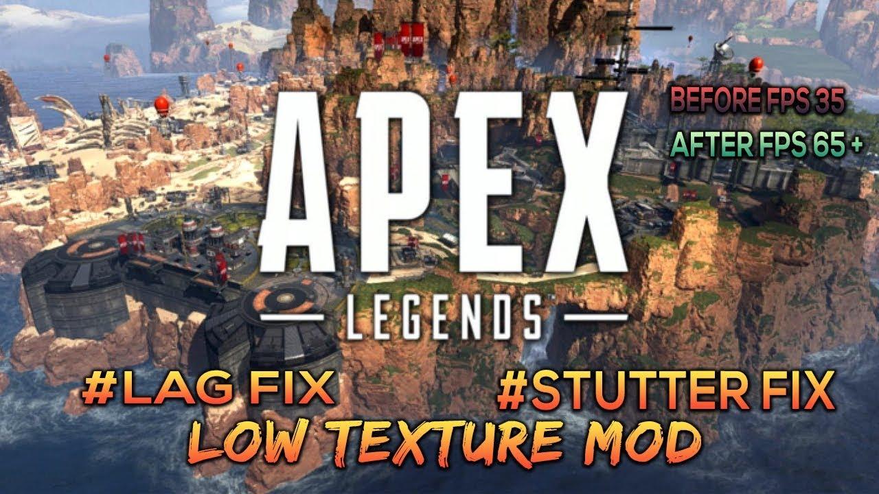 apex legends - ultra low fps boost for low end pcs