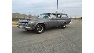 1964 Plymouth Belvedere STW