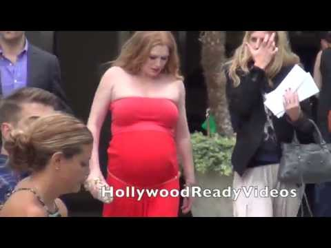 Mireille Enos s love to  at The Killing season 4 premiere in Hollywood