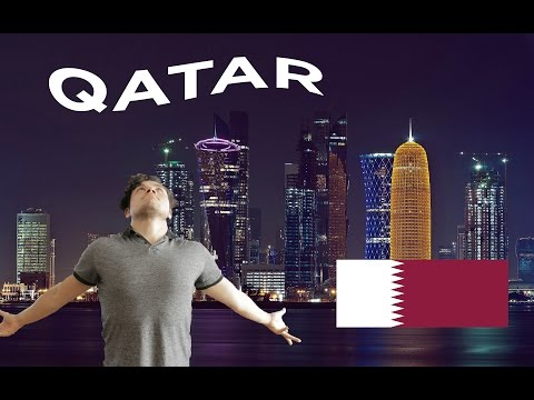Geography GO! QATAR! (Doha)