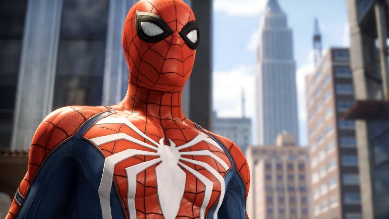Image result for Spider-Man PS4