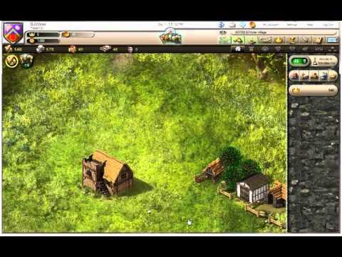 Stronghold Kingdoms - Island Warfare Day 1