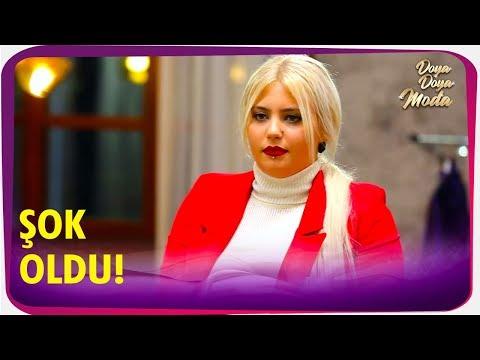 Jüriden İzel'e ŞOK! | Doya Doya Moda 14.Bölüm